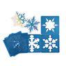 Super Snowflakes Stencils - Set of 12
