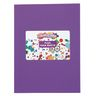 Purple Foam Sheets - 10 Pieces