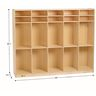 MyPerfectClassroom® 10-Section Locker
