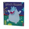 Hippo's Hiccups Puppet Book