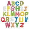 "Environments® 5"" Jumbo Premium Soft Sensory Alphabet Letters with Basket for Toddlers"