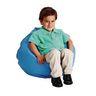 """Environments® 20"""" Light Blue Mini Beanbag Seat"""