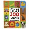 First 100 Words Board Book