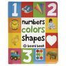 Numbers, Colors, Shapes Board Book