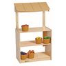 MyPerfectClassroom® VersaSpace™ Adjustable Awning 2-Shelf Cabinet