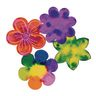 Liquid Watercolor™ Diffusing Paper Flower Shapes