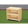 Outdoor 2-Shelf Storage