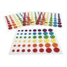 Colorations® Self-Adhesive Craft Buttons 192 Pieces