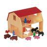 Environments® Wooden Barn