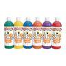 BioColor® 16 oz. Rainbow - 6 Pack