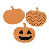 Colorations® Scratch Designs Pumpkins Set of 36