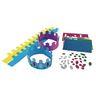 Dazzling Foam Crowns Kit for16