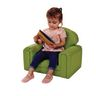 Environments® PVC-Free Mini Club Chair - Apple Green