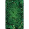 Rainforest Frogs Rectangular Carpet