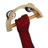 Excellerations® Toddler Easy-Hold Wooden Tambourine