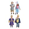 Once Upon a Time Costumes Set of 4