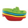 Stacking Sand & Water Boats Set of 12