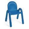 """Primary Baseline® 13""""H Chair Blue"""
