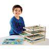 12-Puzzle Storage Rack