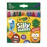 Crayola Crayons, Twistable Silly Scents, set of 12