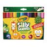 Crayola Markers, Twistable Silly Scents, set of 12