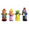 Palace Pals Hand Puppets Set of 4