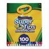 Crayola® Supertip Markers - Set of 100