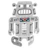 Stand-Up Robots Set of 24
