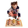 Shape Sorter with Knobs 10 Pieces