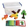 Linking Cube Classroom Set 504 Pieces