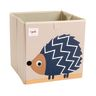 Infant/Toddler Animal Storage  Bin Hedgehog Design
