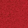 KIDply® Soft Red Velvet 4' x 6' Rectangle Solid Carpet