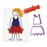 Colorations® Dress-Me Play Set for Dough