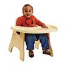 """High Chairries™ with Premium Tray - 9"""" H Seat"""