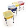 4-Station Sand & Water Table with Lids