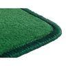 "Solid Color Carpet - Dark Green, 5'10"" x 8'5"" Rectangle"