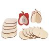Colorations® Easy Build 3D Wood Pumpkin Set of 6
