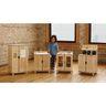 Jonti-Craft® TrueModern® Play Kitchen - 4-Piece Set