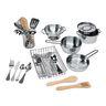 Prep & Serve Stainless-Steel Utensil Set