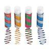 Colorations® Jumbo Spiral Glitter Goo Set of 12