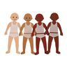 Colorations® Dress-Me Self-Adhesive Foam People Kit for 12