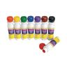 Colorations® Washable Primary Dabber Dots Set of 8