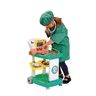 Rolling Doctor Cart and Accessories