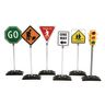 Stop and Go Traffic Playset