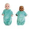 "Excellerations 10""-12"" Multi-Size Doll Sleepwear"