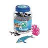 Ocean Animal Bucket Set of 33 Pieces