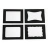 Colorations® Scratch Designs Stand-Up Frames Set of 12