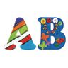 """Colorations® Jumbo 8"""" Wood Letters - Set of 26"""