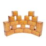 Excellerations® Wood-Look Blocks Set of 18