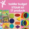 Excellerations® Toddler Budget STEAM Kit